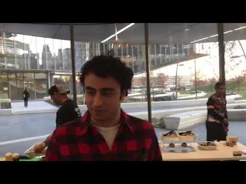 Cornell Tech Students Organize Let's Eat Roosevelt Island