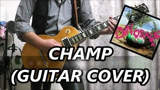 Gambar cover B'z CHAMP (GUITAR COVER)