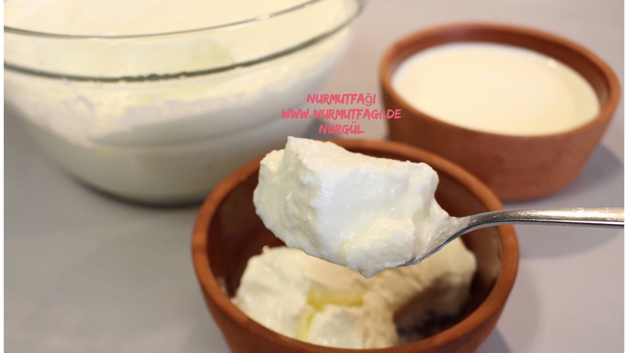 Fırında Yoğurt Yapımı Püf Noktalarıyla Videosu