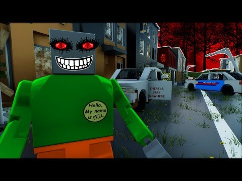 Return To EVIL Lego City? - Brick Rigs Gameplay Roleplay