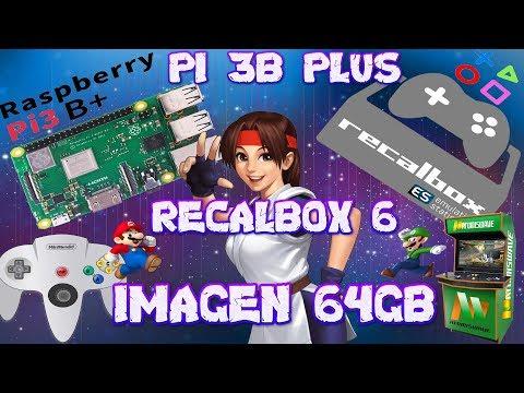 Recalbox 6 Raspberry