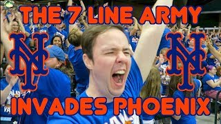 The 7 Line Army Invades Phoenix!