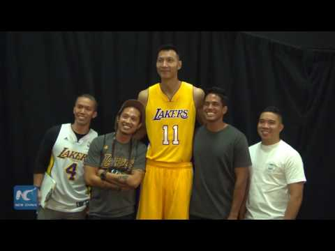 Yi Jianlian asked to be released by the Lakers