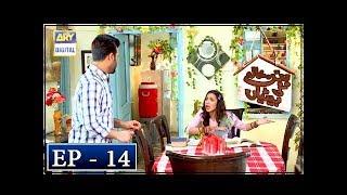 Babban Khala Ki Betiyan Episode 14 - 11th October 2018 - ARY Digital Drama