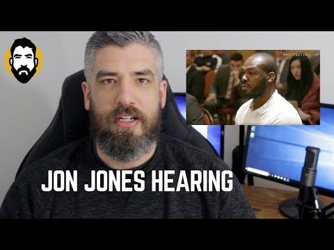 Jon Jones CSAC Hearing: 3 Takeaways | Luke Thomas