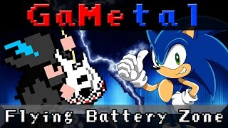 Flying Battery Zone (Sonic & Knuckles) - GaMetal