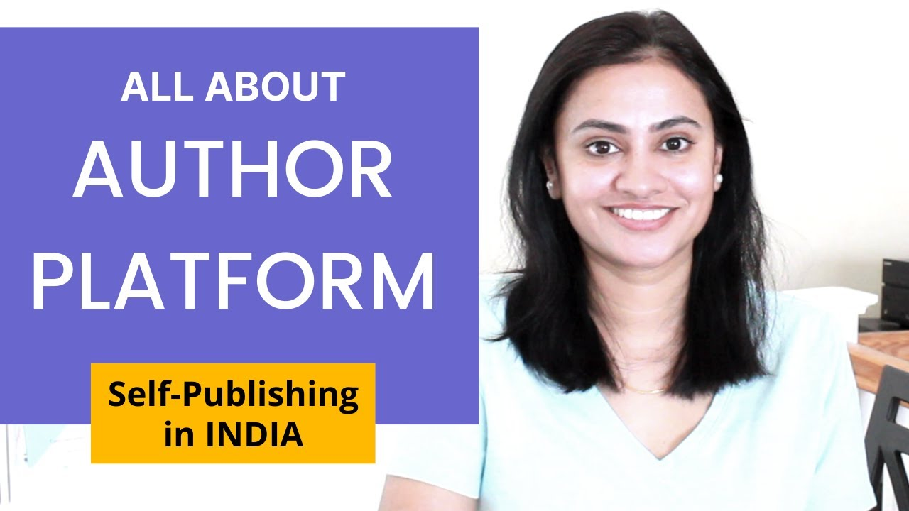 WHY YOU NEED AN AUTHOR PLATFORM | SELF-PUBLISHING
