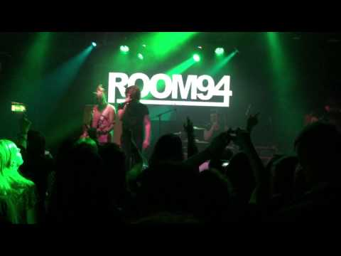 Room 94 // We came here to dance // Hatfield // 25-04-15.
