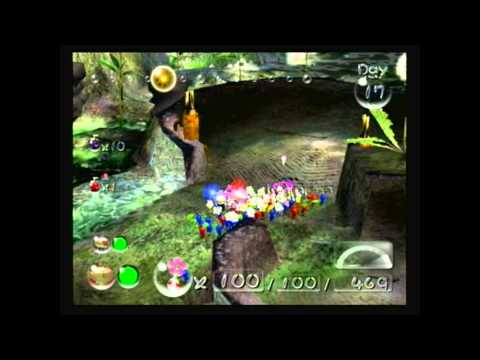 """Pikmin 2 """"Game Over"""" is now """"Reset"""" 