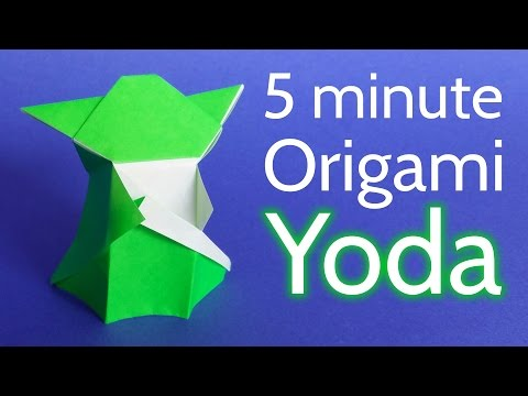 How to Fold | Origami Yoda | 360x480