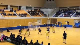 ハンドボール 2018 JOCカップ女子決勝 愛知vs沖縄ダイジェスト版