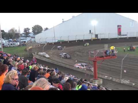 Kokomo Speedway | 10.15.16 | Kokomo Klash X | Modifieds | Heat 5