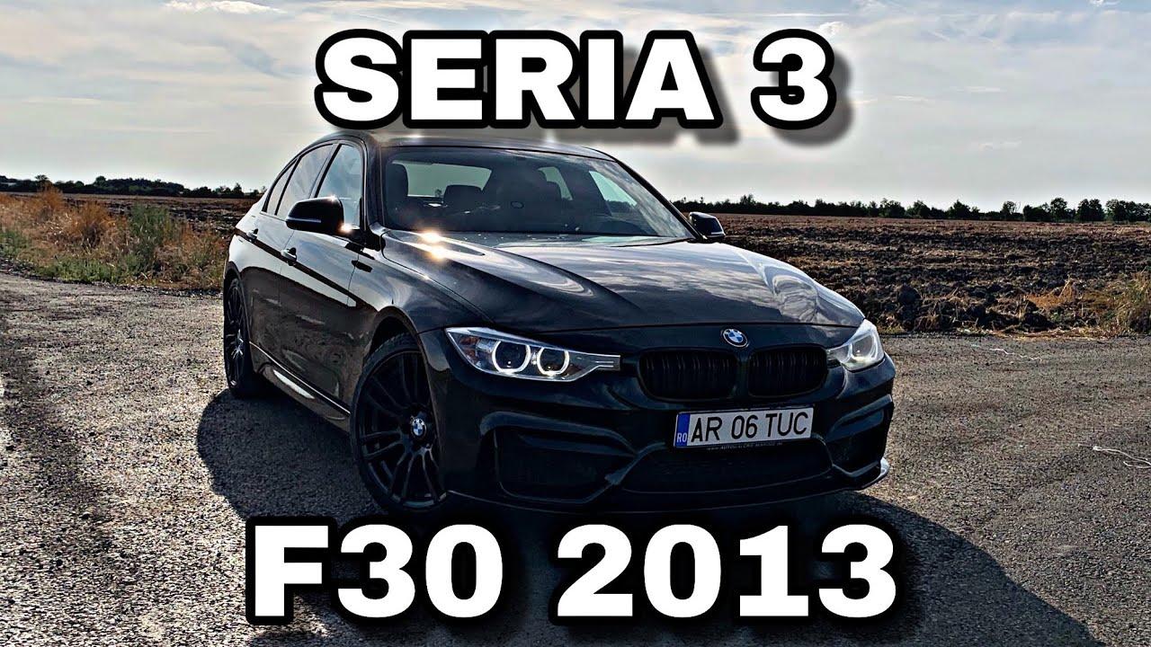 Prezentare BMW F30