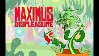 Atomic Betty Season 1 - Epiosde 2 - Maximus Displeasure
