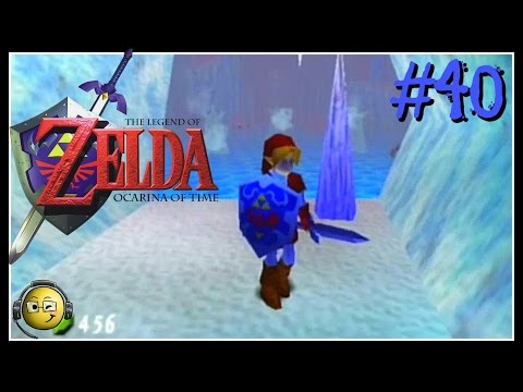 Let's Play Legend Of Zelda: Ocarina Of Time Part 40: The Ice Cavern