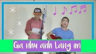 Giá Như Anh Lặng Im (Acoustic Cover) guitar - Nguyen Jenda