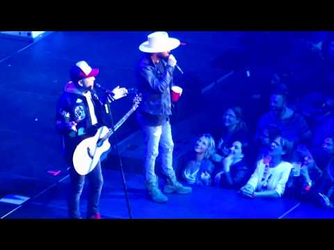 LOCASH - DRUNK DRUNK - LIVE FROM JINGLEFEST FAMILY ARENA MO 12/09/2017
