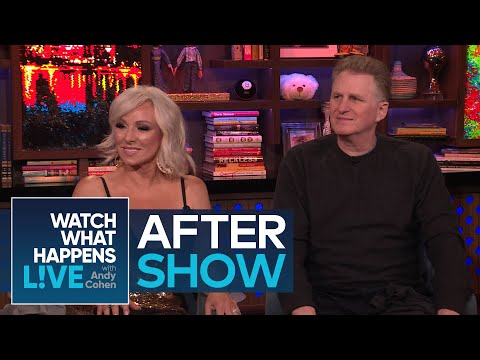 After Show: Margaret Josephs Responds To Marty Caffrey's Comment | WWHL
