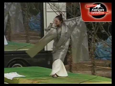 Ninja Warrior (Sasuke) - Para gente sin complejos