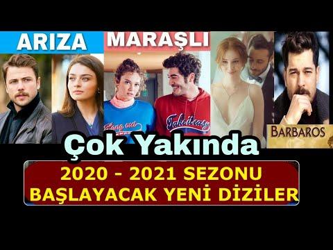 Çok Yakında Başlayacak Olan YENİ DİZİLER / 2020-2021 Sezonu