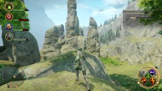 Dragon Age: Inquisition Glitch - I can see my house!
