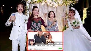 Vừa đám cưới xong mẹ chồng đã có thái độ thế này khiến fan Khởi My quá bất ngờ