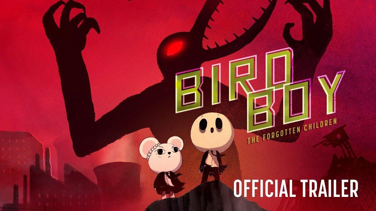 Birdboy: The Forgotten Children  [Official Trailer, GKIDS - In Theaters Dec 15]