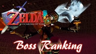 Ocarina of Time Boss Ranking