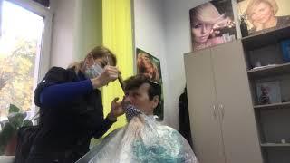 женскаястрижка прическа Женская фасонная стрижка на зиму