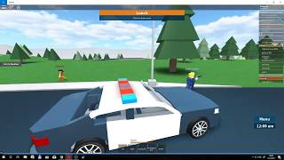Lets play Prison Life Roblox Gamer war 633