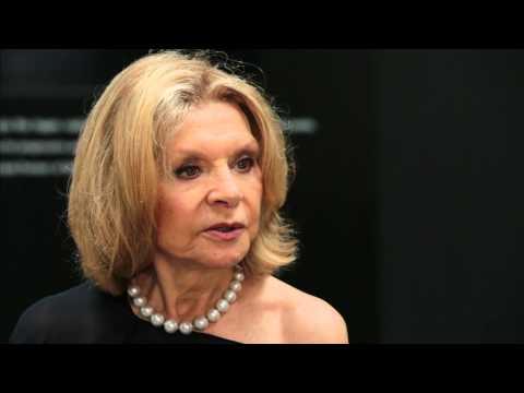 CARLA ZAMPATTI INTERVIEW WITH MARGARET ZHANG: MERCEDES-BENZ FASHION WEEK AUSTRALIA SS 2014/2015