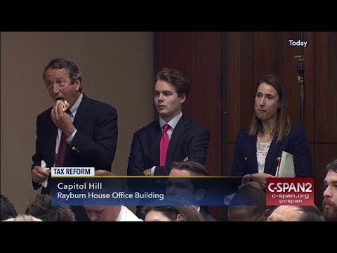 Republican Tax Reform Agenda Discussion 10.26.2017