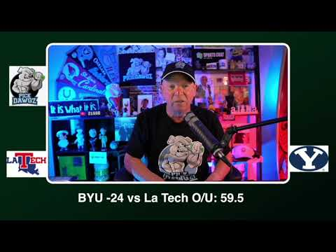 BYU vs La Tech Free College Football Picks and Predictions CFB Tips Friday 10/2/20
