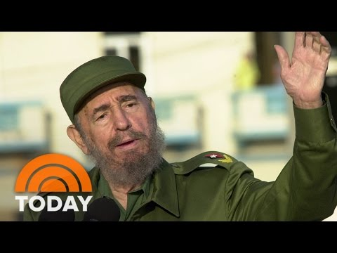 Fidel Castro, Cuba's Longtime Former Leader, Dies At 90 | TODAY