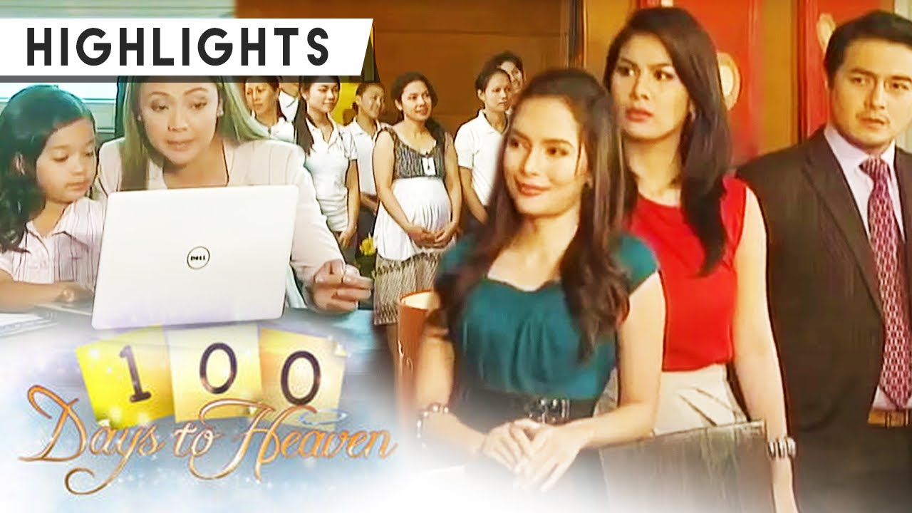 Sophia and Anna creates a proposal for The Toy Company's contractual workers   100 Days To Heaven
