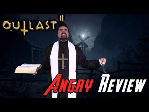 Outlast 2 Angry Review