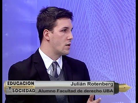 6 de junio de 2016 - Julian Rotenberg