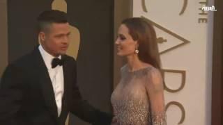 منصات التواصل تتفاعل مع خبر طلاق انجلينا جولي