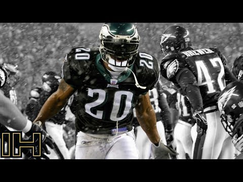 "Brian Dawkins Ultimate Career Highlights ""Weapon X"""