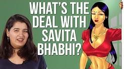 Why Is India Obsessed With Savita Bhabhi? | BuzzFeed India