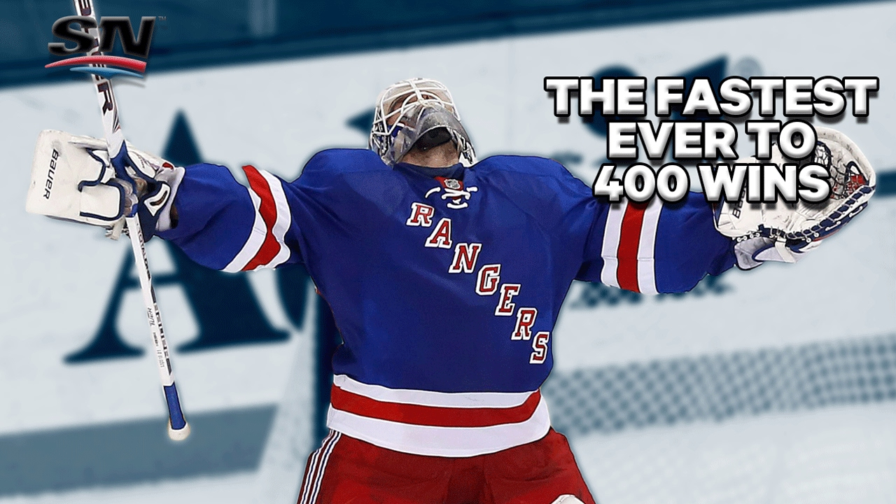 Lundqvist Enters Elite Status With 400th Win Youtube