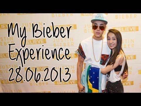 My Bieber Experience! - Brazil 2 Vegas