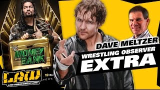 Dave Meltzer WWE Money In The Bank 2016 Reaction | The LAW