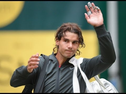 Nadal Crashes Out of Wimbledon