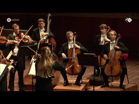 Elgar: Serenade for Strings - Concertgebouw Chamber Orchestra - Live concert HD
