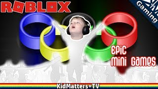 Love for Winning Will Make You jouer plus Roblox Epic Minigames Action Adventures [KM-Gaming S01E37]