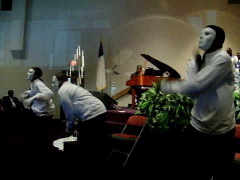 Pearly Gate Baptist Church Mime 6/28/09