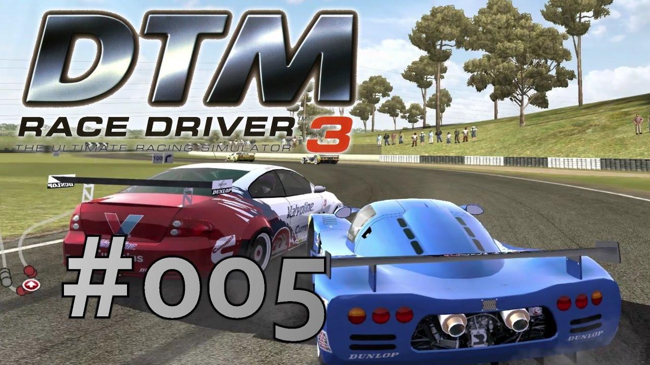 TOCA Race Driver 3 / V8 Supercars 2 / DTM Race Driver 2 ...