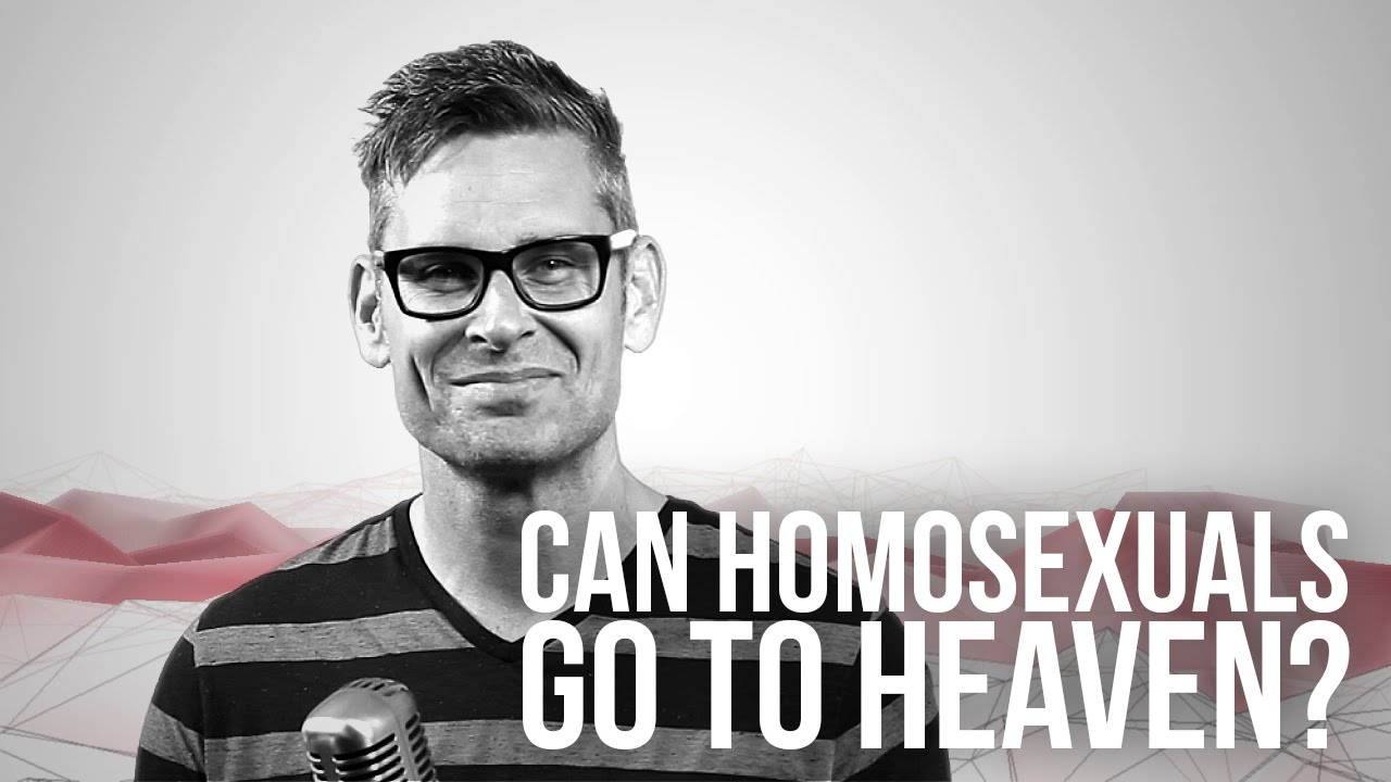 ETERNAL SALVATION - Can a gay or lesbian person go