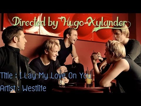 [Lyric Video] Westlife - I Lay My Love On You (with Thai sub)